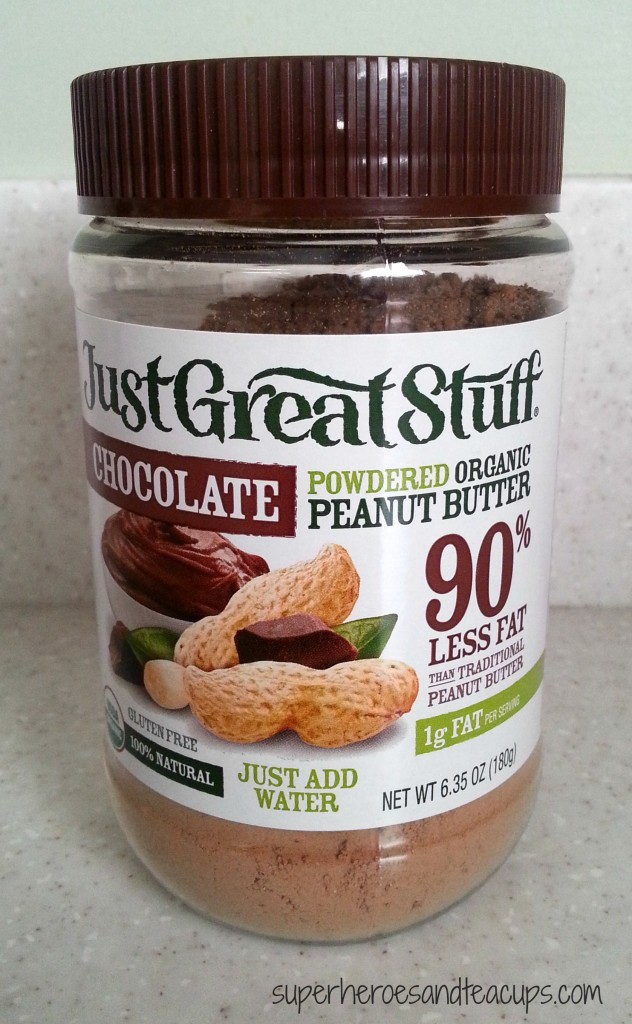 Just Great Stuff Powdered Chocolate Peanut Butter