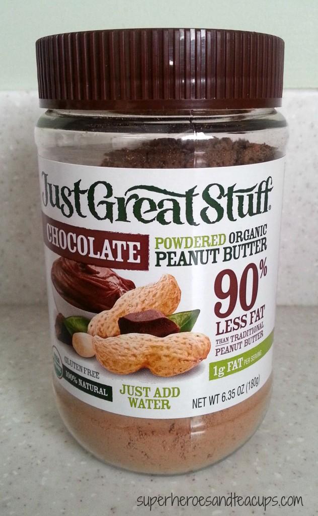 Just Great Stuff Powdered Chocolate Peanut Butter