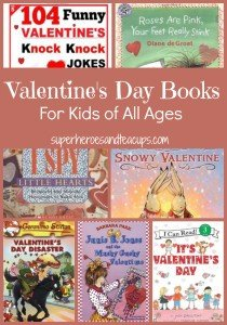 Valentine's Day Books for Kids of All Ages