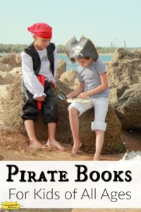 Pirate Books for Kids of All Ages