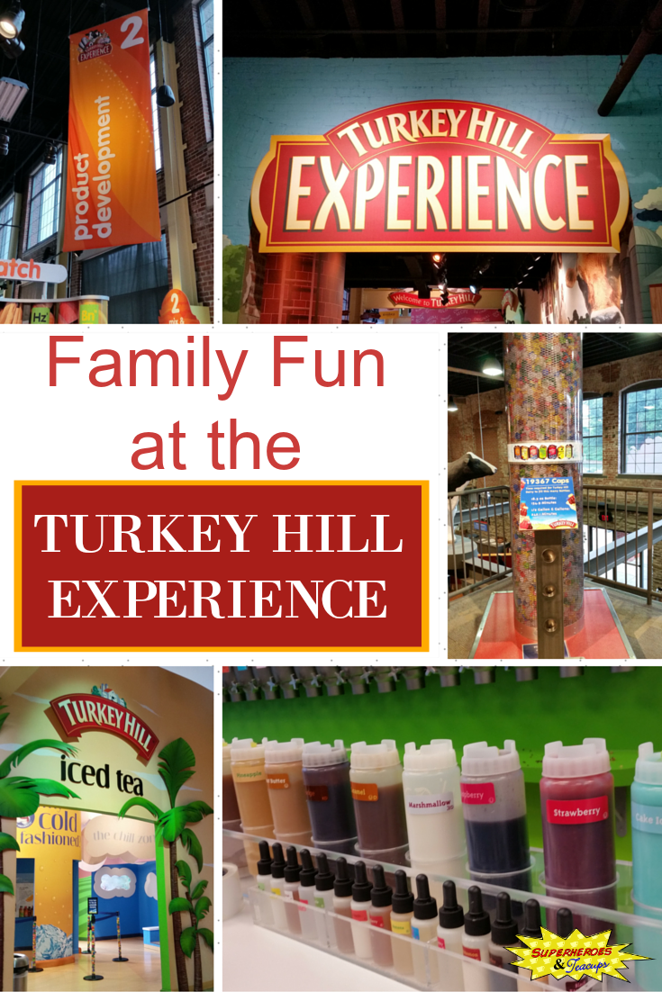 Family Fun at the Turkey Hill Experience