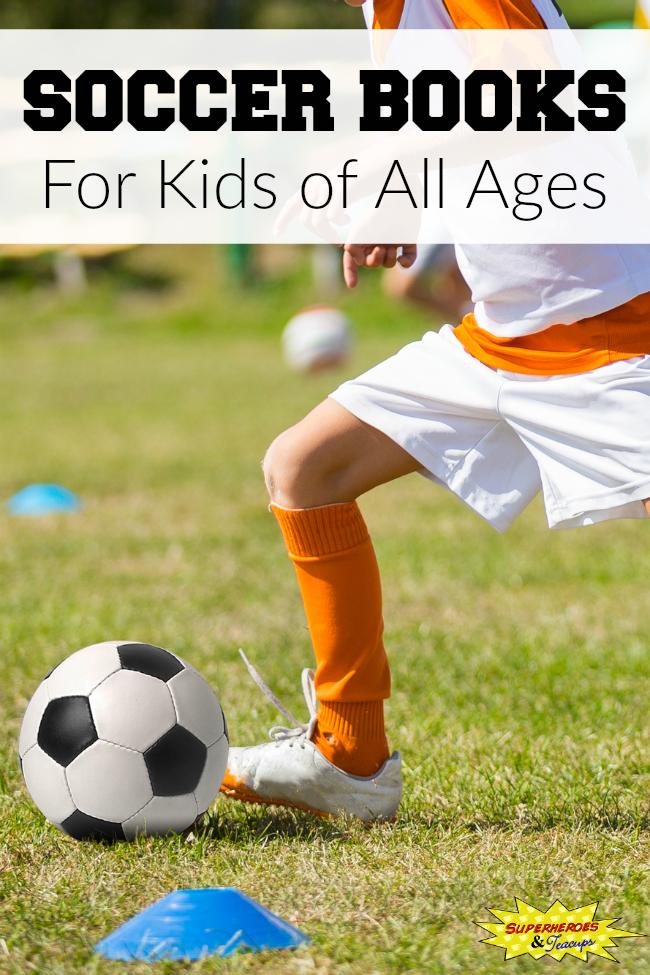 Soccer Books for Kids