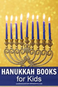 Hanukkah books for kids of all ages