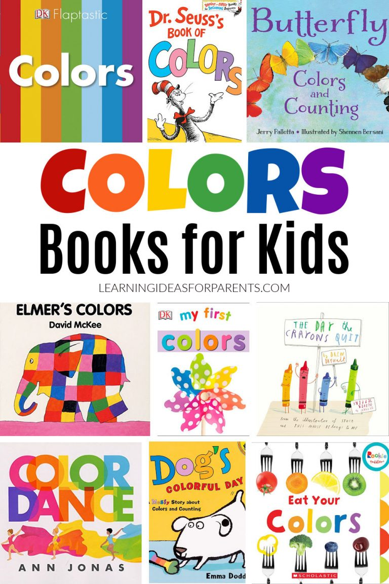 Colors Books for Kids