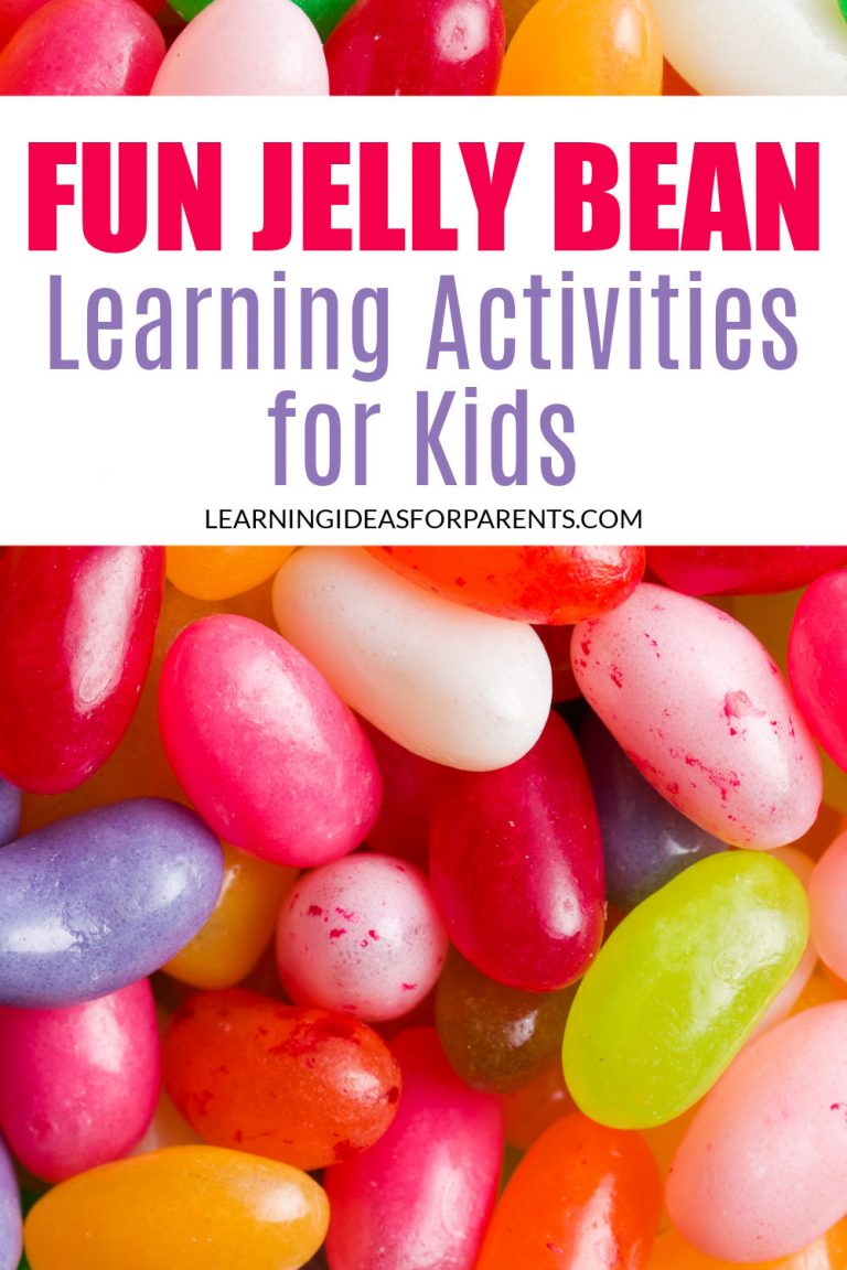 Fun Jelly Bean Learning Activities for Kids