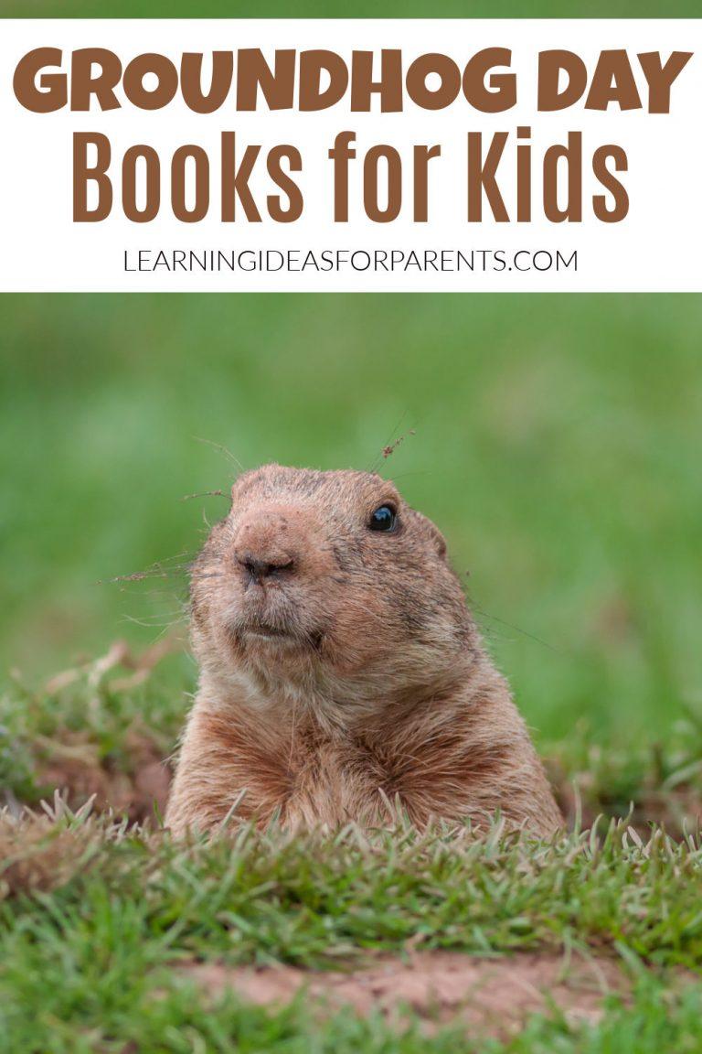 Fun Groundhog Day Books for Kids